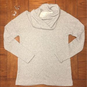Sparkle gray sweater size Medium a new day target